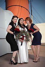 Raf & Belinda QueenMary Wedding photography