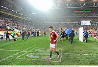 8 June 2013; Jonathan Sexton, British & Irish Lions. British & Irish Lions Tour 2013, Queensland Reds v British & Irish Lions, Suncorp Stadium, Brisbane, Queensland, Australia. Picture credit: Stephen McCarthy / SPORTSFILE