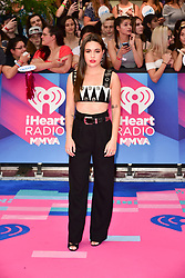 June 18, 2017 - Toronto, Ontario, Canada - BEA MILLER arrives at the 2017 iHeartRADIO MuchMusic Video Awards at MuchMusic HQ on June 18, 2017 in Toronto (Credit Image: © Igor Vidyashev via ZUMA Wire)