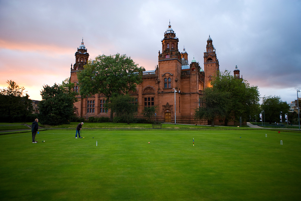 Kelvingrove Art Gallery, Glasgow, Scotland