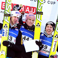 20110130: GER, FIS Skijumping Worldcup, Team Tour, Willingen