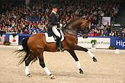 Anky van Grunsven - Krack C<br /> KWPN Hengstenkeuring 2008<br /> © DigiShots