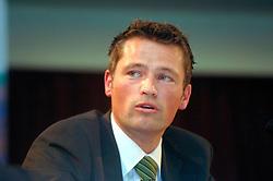 08-03-2006 WIELRENNEN: TEAMPRESENTATIE AA CYCLINGTEAM: ALPHEN AAN DE RIJN<br /> Michael Zijlaard<br /> Copyrights: WWW.FOTOHOOGENDOORN.NL