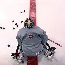20080503: Ice Hockey - Practice of Slovenian team in Forum, Halifax, Canada