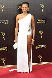 . Mel B  attends  2016 Creative Arts Emmy Awards - Day 1 at  Microsoft Theater on September 10th, 2016  in Los Angeles, California.Photo:Tony Lowe/Globephotos