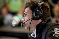 October 20, 2018 - Austin, United States - Motorsports: FIA Formula One World Championship; 2018; Grand Prix; United States, FORMULA 1 PIRELLI 2018 UNITED S GRAND PRIX , Circuit of The AmericasToto Wolff (AUT, Mercedes AMG Petronas Formula One Team) (Credit Image: © Hoch Zwei via ZUMA Wire)