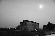 Terremoto Emilia - Casolari notte
