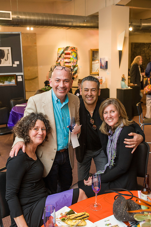 inspireD, the 2015 gala and juried art show for Inspire Community Fine Arts Center was held at the Radius Building on March 26 and celebrated the work of artists while also raising funds for Inspire's efforts to make the fine arts accessible to all of San Antonio.