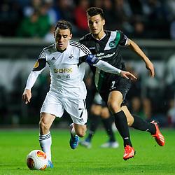 Swansea City v St Gallen
