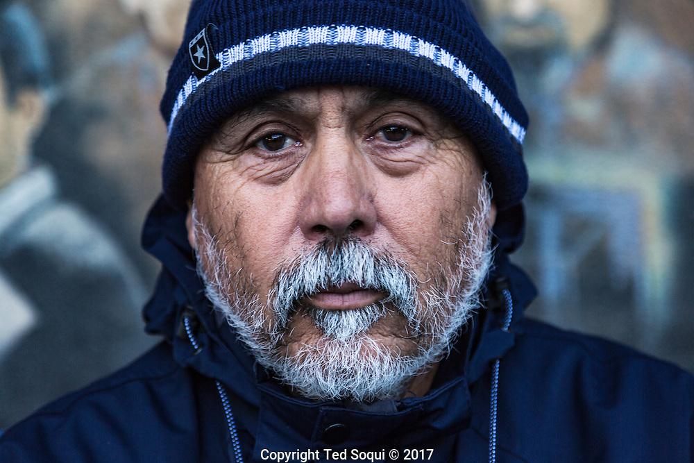 Cypress Park Community Job Center.<br /> Jose Luis Munoz, day laborer.