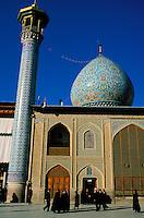 Iran - Shiraz - Tombe de Shah Cheragh