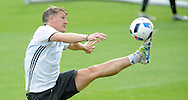 Sebastian Schweinsteiger of Germany pictured during training at Stadio Communale, Ascona<br /> Picture by EXPA Pictures/Focus Images Ltd 07814482222<br /> 31/05/2016<br /> ***UK &amp; IRELAND ONLY***<br /> EXPA-EIB-160531-0030.jpg