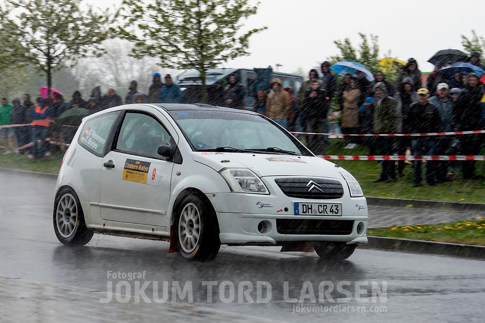 DM1 ADAC Cimbern Rallye 2019 - Satrup (D)