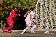 Slate Hill, New York -  Goshen played Minisink Valley in a varsity girls' soccer game on Sept. 26, 2014.