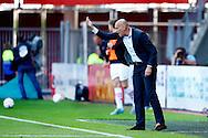 23-08-2015 VOETBAL:AZ-WILLEM II:ALKMAAR <br /> Eredivisie 2015-2016 <br /> <br /> Trainer/Coach Jurgen STREPPEL van Willem II <br /> <br /> Foto: Geert van Erven