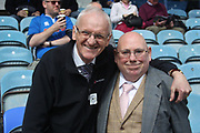 Sammy Morgan ex Norwich City ex head of youth recruitment who discovered Ian Henderson and Ian Henderson's father during the EFL Sky Bet League 1 match between Peterborough United and Rochdale at London Road, Peterborough, England on 14 April 2018. Picture by Daniel Youngs.