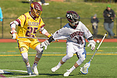 Washington College - Salisbury State Lacrosse
