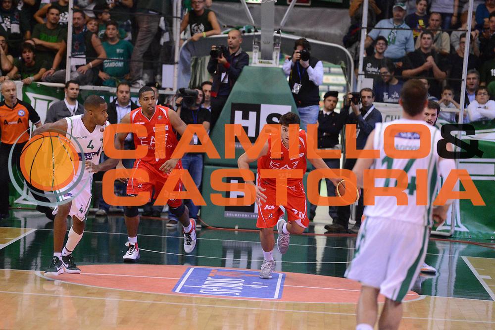 DESCRIZIONE : Avellino Lega A 2012-13 Sidigas Avellino EA7 Emporio Armani Milano<br /> GIOCATORE : Alessandro Gentile<br /> CATEGORIA : palleggio contropiede controcampo<br /> SQUADRA : EA7 Emporio Armani Milano<br /> EVENTO : Campionato Lega A 2012-2013 <br /> GARA : Sidigas Avellino EA7 Emporio Armani Milano<br /> DATA : 15/10/2012<br /> SPORT : Pallacanestro <br /> AUTORE : Agenzia Ciamillo-Castoria/GiulioCiamillo<br /> Galleria : Lega Basket A 2012-2013  <br /> Fotonotizia : Avellino Lega A 2012-13 Sidigas Avellino EA7 Emporio Armani Milano<br /> Predefinita :