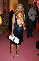 Actress NATALIE PRESS at a dinner hosted by Harpers Bazaar to celebrate the launch of the fragrance Flowerbomb by Viktor & Rolf held at Elms lester, Flitcroft Street, London WC2 on 31st May 2006.<br /><br />NON EXCLUSIVE - WORLD RIGHTS