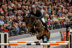 GREVE Willem (NED), FARO<br /> Neumünster - VR Classics 2020<br /> Großer Preis der Volksbanken Raiffeisenbanken<br /> BEMER Riders Tour - Wertungsprüfung<br /> CSI3* Internationale Weltranglisten-Springprüfung mit zwei Umläufen (1,60m)<br /> 16. Februar 2020<br /> © www.sportfotos-lafrentz.de/Stefan Lafrentz