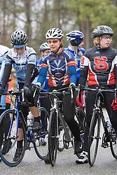 Virginia Cavaliers Rebecca Blatt<br /> <br /> The College of William and Mary road race was held near Williamsburg, VA on February 25, 2007.
