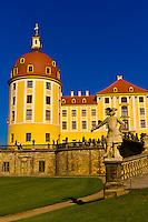 Schloss Moritzburg, Moritzburg, Saxony, Germany
