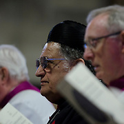 Images from the Prayer service presided by His Eminence  Bishop Bootkowsk in honor of nine newly installed Monsignors.i