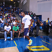 American actor Jay Ellis known for his roles on &quot;Keeping Up With The Kardashians&quot;(2008), &quot;Millionaire Matchmaker&quot; (2008), &quot;How To Look Good Naked&quot; (2008), and  MTV series &quot;Hired!&quot; and BET The Game participates in The 2015 Duffy's Hope Celebrity Basketball Game Saturday, August 01, 2015, at The Bob Carpenter Sports Convocation Center, in Newark, DEL.    <br /> <br /> Proceeds will benefit The Non-Profit Organization Duffy's Hope Youth Programming.