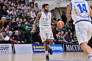 Travor Lacey<br /> Banco di Sardegna Dinamo Sassari - Red October Pallacanestro Cantù<br /> LegaBasket Serie A Poste Mobile 2016/2017<br /> Sassari 12/02/2017<br /> Foto Ciamillo-Castoria