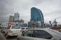 Ulaanbaatar, Mongolia, city scapes