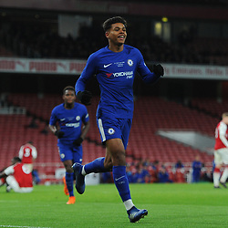 Arsenal v Chelsea, FA Youth Cup Final, 30 April 2018