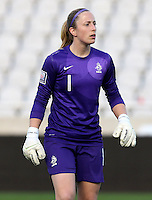 Fifa Womans World Cup Canada 2015 - Preview //<br /> Cyprus Cup 2015 Tournament ( Gsp Stadium Nicosia - Cyprus ) - <br /> Netherlands vs England 1-1   //  Loes Geurts of Netherlands