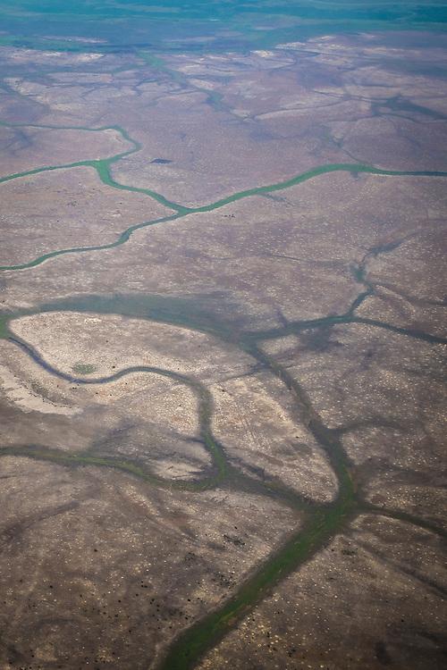 Over South Sudan