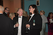 FIONA BANNER, RA Annual dinner 2018. Piccadilly, 5 June 2018.