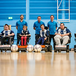Lothian Wolves Powerchair Football Club