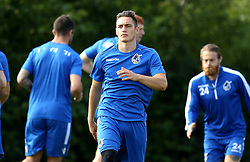 Connor Roberts of Bristol Rovers warms up for training - Mandatory by-line: Robbie Stephenson/JMP - 15/09/2016 - FOOTBALL - The Lawns Training Ground - Bristol, England - Bristol Rovers Training