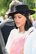 Paris: Rihanna at Louis Vuitton Foundation Event - 17 June 2017