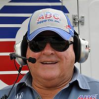 AJ Foyt at Indycar May 2011 - Indianapolis