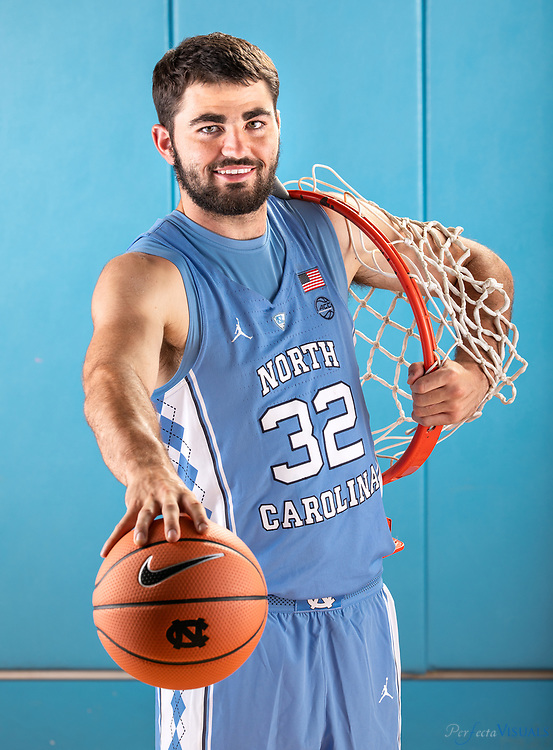 2018 Third-Team All-America <br /> (AP, Sporting News, USA Today, NBC Sports)<br /> 2018 First-Team All-ACC<br /> 2018 First-Team All-ACC Tournament<br /> 2018 ACC Most Improved Player<br /> 2018 NABC &amp; USBWA All-District <br /> 2018 CoSIDA Second-Team Academic All-America<br /> 2018 Skip Prosser Award (ACC&rsquo;s Top Scholar-Athlete)<br /> 2016, 2017, 2018 Academic All-ACC<br /> 2017 NCAA South Regional Most Outstanding Player<br /> <br /> <br /> CAREER<br /> Admitted to UNC&rsquo;s Kenan-Flagler Business School&rsquo;s undergraduate program, which is ranked seventh nationally &bull; Earned Academic All-ACC honors for the second time in as many years &bull; The 14th Tar Heel to earn Academic All-ACC honors in multiple seasons &bull; His father, Mark, also earned Academic All-ACC honors as a UNC quarterback in 1986 and 1987.<br /> <br /> Played in 105 games and made 38 starts (one as a sophomore) &bull; Scored 857 points and has 565 rebounds &bull; Career high 33 points at NC State (2/10/18), 18 rebounds vs. Boston College (1/9/18), four three-pointers three times and five assists five times &bull; Scored in double figures 36 times &bull; Pulled down 10 or more rebounds 21 times (15 or more six times) &bull; Has 18 double-doubles &bull; Was the 44th Tar Heel to make 50 or more three-pointers and has the sixth-highest percentage among those players (.417).<br /> <br /> <br /> JUNIOR SEASON (2017-18)<br /> Third-team All-America by the Associated Press, the Sporting News, USA Today and NBC Sports &bull; First-team All-ACC and the league&rsquo;s Most Improved Player &bull; One of two players to make first-team All-ACC who were not on the preseason All-ACC first or second teams (with Virginia&rsquo;s Kyle Guy) &bull; First Tar Heel ever to make one start as a freshman and sophomore, then earn first-team All-ACC honors as an upperclassman &bull; One of 15 finalists for the John R. Wooden National Player of the Year award &bull; One of five finalists for the Karl Malone Award (top power forward) with Deandre Ayton (Arizona), Marvin Bagley III (Duke), Nick King (Middle Tennessee) and Mike Daum (South Dakota State) &bull; The second Tar Heel to win
