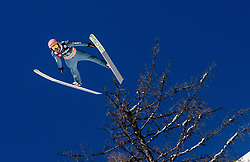 Pius Paschke (GER) during the Trial Round of the Ski Flying Hill Individual Competition at Day 1 of FIS Ski Jumping World Cup Final 2019, on March 21, 2019 in Planica, Slovenia. Photo by Masa Kraljic / Sportida