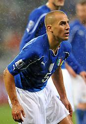 Football - soccer: FIFA World Cup South Africa 2010, Italy (ITA) - Paraguay (PRY), FABIO CANNAVARO