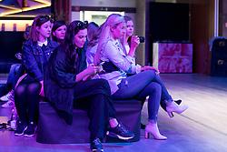 Ula Furlan at Je Instagram novi kralj mode? as part of Mercedes-Benz Fashion Week Ljubljana 2017, on April 6, 2017 in Gospodarsko razstavisce, Ljubljana, Slovenia. Photo by Matic Klansek Velej/ Sportida