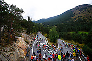 Landscape during the 73th Edition of the 2018 Tour of Spain, Vuelta Espana 2018, 20th stage Andorra Escaldes Engordany - Coll de la Gallina 97.3 km on September 15, 2018 in Spain - Photo Luca Bettini / BettiniPhoto / ProSportsImages / DPPI