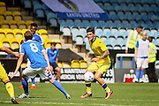 Leeds no 10 Alex Mowatt in the Friendly match between Peterborough United and Leeds United at London Road, Peterborough, England on 23 July 2016. Photo by Nigel Cole.