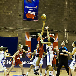 Great Britain v Canada | Womens Basketball Game On 2012 | 9 June 2012