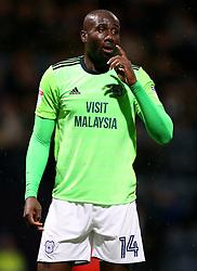 Cardiff City's Souleymane Bamba - Mandatory by-line: Matt McNulty/JMP - 12/09/2017 - FOOTBALL - Deepdale Stadium - Preston, England - Preston North End v Cardiff City - SkyBet Championship