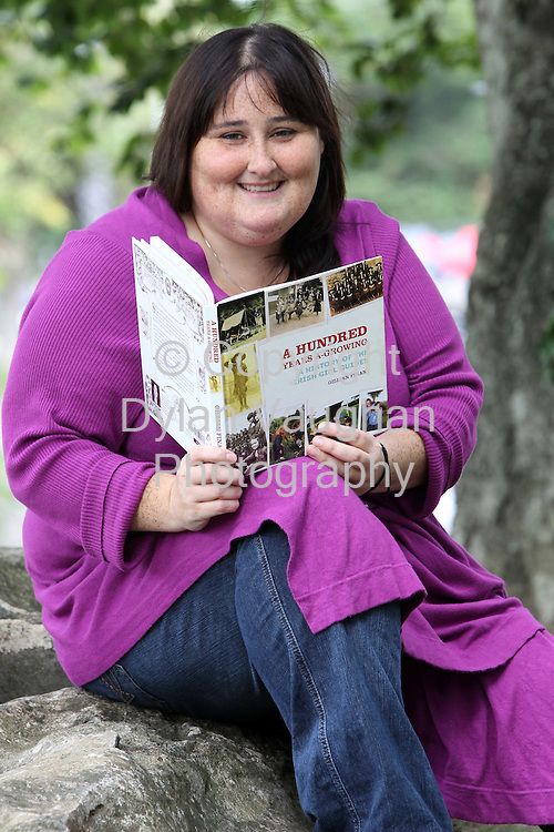 16/9/2010.Catherine O Connor of the Irish Girl Guides pictured in Thurles County Tipperary..Picture Dylan Vaughan.