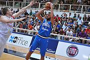 09082013 TRENTO - TRENTINO BASKET CUP - ITALIA POLONIA<br /> NELLA FOTO : BELINELLI<br /> FOTO CIAMILLO