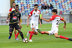 New Plymouth-Football, A-League, Phoenix Western Sydney Wanderers