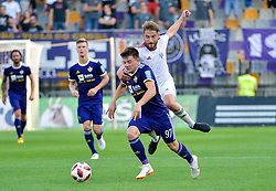 Martin Kramaric of NK Maribor during football match between NK Maribor and NS Mura in 2nd Round of Prva liga Telekom Slovenije 2018/19, on July 29, 2018 in Ljudski vrt, Maribor, Slovenia. Photo by Mario Horvat / Sportida
